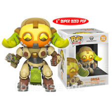 "6"" Orisa vinyl figure Overwatch blizzard Pop Games video Funko tank Guardian 352"