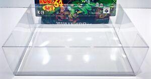 1 Console Box Protector For N64 Donkey Kong Edition   Nintendo 64  NTSC!