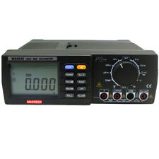 MASTECH 22000 counts MS8040 auto range BENCH MODEL MULTIMETER AC DC C R F logic