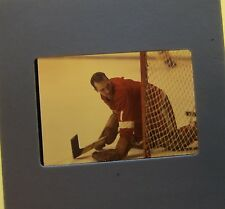 ROGER CROZIER Detroit Red Wings Buffalo Sabres Capitals ORIGINAL SLIDE 2