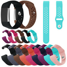 For Fitbit Charge 2 Replacement Strap Band Smart Bracelet Soft Wristband Band ca