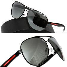 76728bb46342 Black PRADA Sunglasses for Men for sale