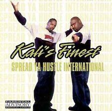 Spread Ya Hustle [PA] by Kali's Finest (CD, Jul-1999, Me & Mine)