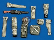 Verlinden 1/35 US Bags and Packs for Military Vehicles [Resin AFV / Diorama] 813