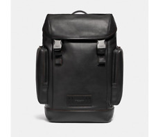 NWT authentic COACH Men Ranger Backpack MSRP $650