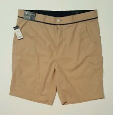 Cremieux Men's Shorts Sand Size 35 NWT New