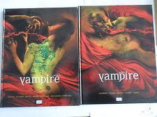2x comic-vampiros-tomo 1 + 2