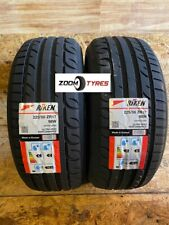 2 X RIKEN 225 50 17 XL 98w Made by MICHELIN Tyres Ultra High Performance 2255017