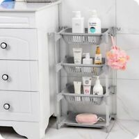 Organizer Multi Function Storage Shelf With Movable Baskets Newest Rack Kitchen