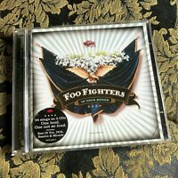 Foo Fighters 2 x cd IN YOUR HONOR  20 tracks - NIRVANA  Pearl Jam