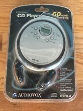 Audiovox Personal CD Player DM8700-60 - Brand New - Ships Fast!