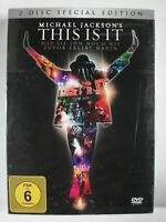 Michael Jackson - This is it - Proben London Konzert - Interviews, King of Pop