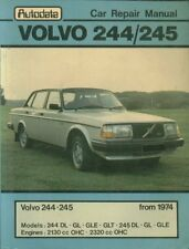 VOLVO 244 & 245 ( INCL GLE & GLT ) 1974 - 1981 OWNERS WORKSHOP MANUAL