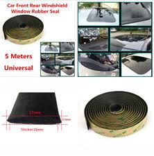 CE Car Rear Triangular Window Sound Proof Noise Insulation Edge weatherstrip