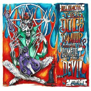 Tyla's Dogs D'amour – Comfort Of The Devil MMXIX  / Errol Flynn MMXIX KOP113V
