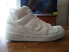 Converse Weapon White Basketball Shoes Size 11