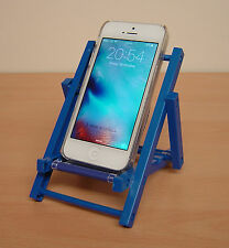 Deck Chair Novelty Desktop Mobile Phone Holder NEW Free Delivery (1015-026)