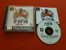 Fifa Fútbol 2001EA Deportes PS1 PLAYSTATION 1 Sony Pal VF Completo