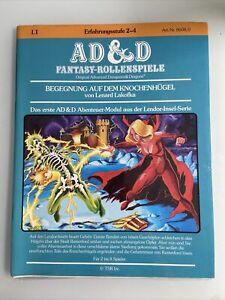 AD&D - Begegnung auf dem Knochenhügel - L1 - New OVP