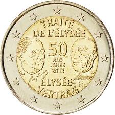 [#85012] France, 2 Euro Traité de l'Elysée 2013