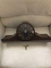 Antique Mantel Clock Made In India ?