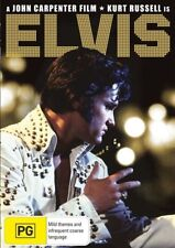 Elvis - A John Carpenter Film (DVD, 2010)