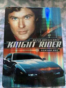 Knight Rider - Season 1 (DVD, 2004, 4-Disc Set)