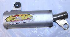 1990 SUZUKI RM125   FMF EXHAUST SILENCER