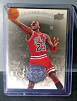 2009-10 Michael Jordan Upper Deck Jordan Legacy #17 Basketball Card