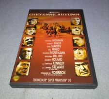 Cheyenne Autumn *RARE oop dvd