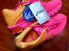 Asics Gel Quantum 180 Hot Pink/Gold/ Orange~ Athletic Running  Size 6.5 ~ $130