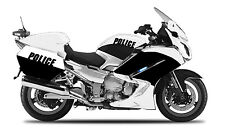 BMW R 1200 RT Police Authority 1 18 Maisto 32306