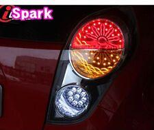 (Fits: Chevrolet  09+ Spark/beat) Rear LED Tail Light Lamp Module DIY Full Kit
