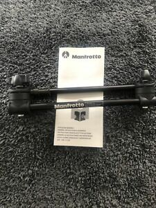 MANFROTTO 196AB-2 Black Single Arm 2 Section Professional Lighting Support