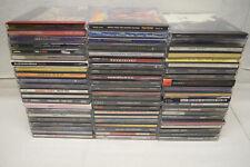 Lot of 65 90's 2000's Alternative Rock Pop CD's U2 R.E.M. Elvis Costello Bush