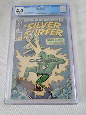 SILVER SURFER 2 CGC 4.0  1968 1st Brotherhood Badoon!