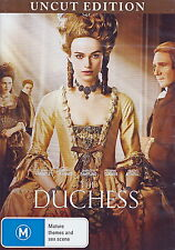The Duchess (Uncut Edition) - Drama / Romance / Political - NEW DVD