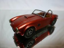AUTO REPLICAS 3 METAL KIT (built) AC COBRA - RED 1:43 - GOOD CONDITION