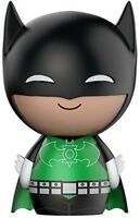 FUNKO Dorbz: DC Dorbz - Green Lantern Batman [New Toy] Vinyl Figure