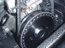 """VW TYPE 1 BILLET 6¾"""" EMPI EQUALIZER CRANK SHAFT ENGINE PULLEY 5½ LB STOCK TYPE"""
