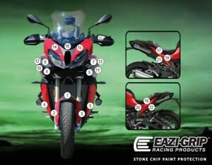 Motorcycle Stone Chip Protection PPF BMW S1000XR 2020+