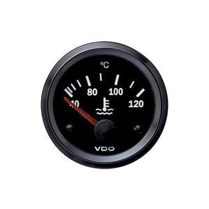 VDO Cockpit Vision Electric Coolant Temperature Water Temp Gauge 52mm 12V