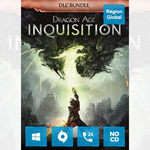 Dragon Age Inquisition - DLC Bundle for PC Game Origin Key Region Free