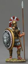 THOMAS GUNN ANCIENT GREEKS & PERSIANS SPA036B SPARTAN HOPLITE MEDUSA SHIELD MIB