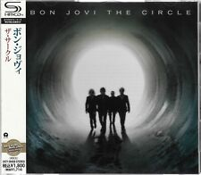 BON JOVI THE CIRCLE 2013 SHM CD - MINT CONDITION THROUGHOUT INCLUDING OBI - OOP!