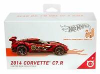 HOT WHEELS ID Hot Wheels ID Corvette C7R - UK Stock, QUICK DISPATCH