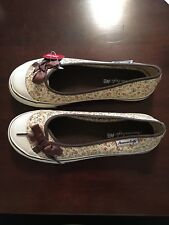 AMERICAN EAGLE Slip On Bow Flat Shoe Womens 5 (Discontinued)