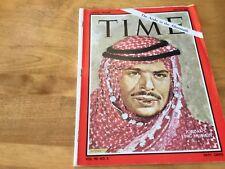 Time magazine July 14 1967 Jordan King Hussein
