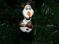 Custom Olaf Snowman Christmas tree ornament w/ hanger ~ from Disney Frozen movie