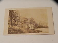 SPA BELGIQUE 7 Photographie ancienne CDV vers 1880 Ant. FONTAINE